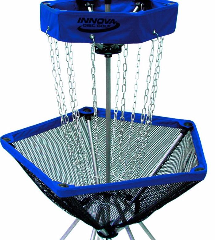 Frisbee Golf Target Gift Idea