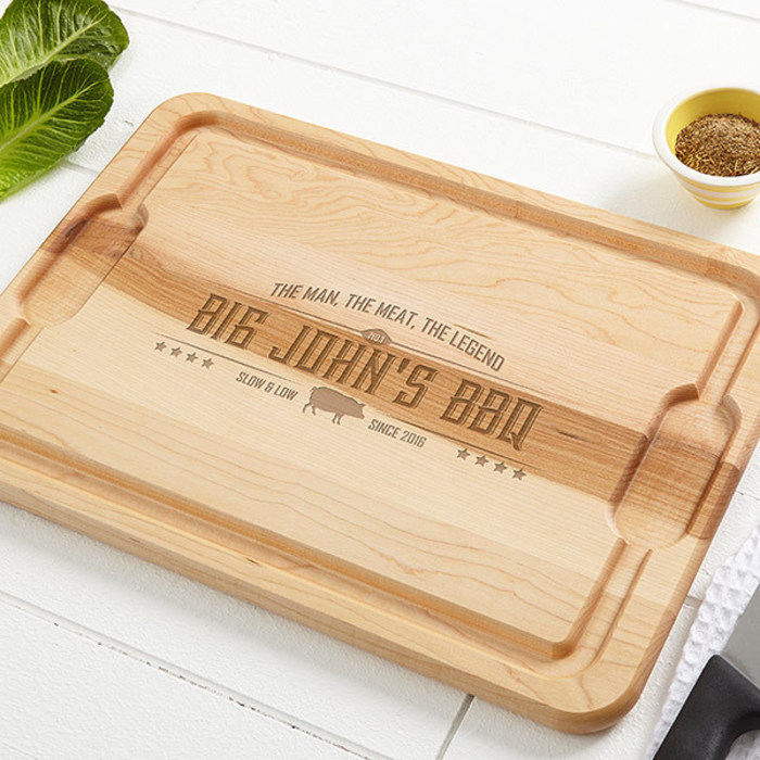 Personalized Cutting Board Gift Idea