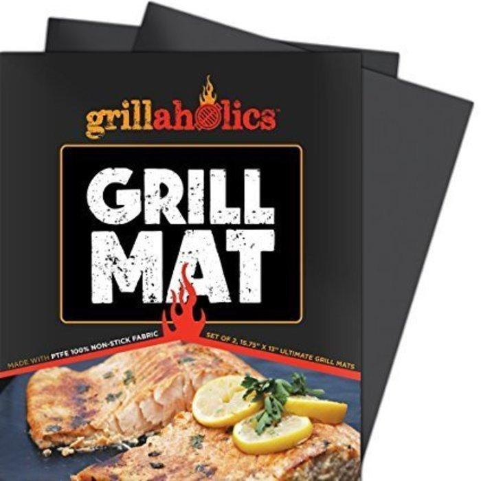Non-Stick Grill Mats Gift Idea