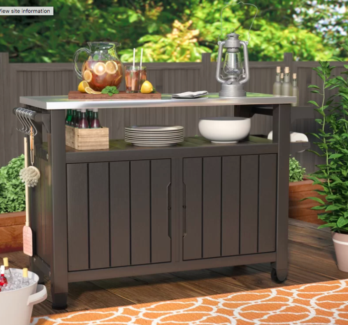 Outdoor Serving Cart Gift Ideas