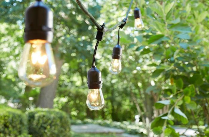 Outdoor Patio String Lights Gift Ideas
