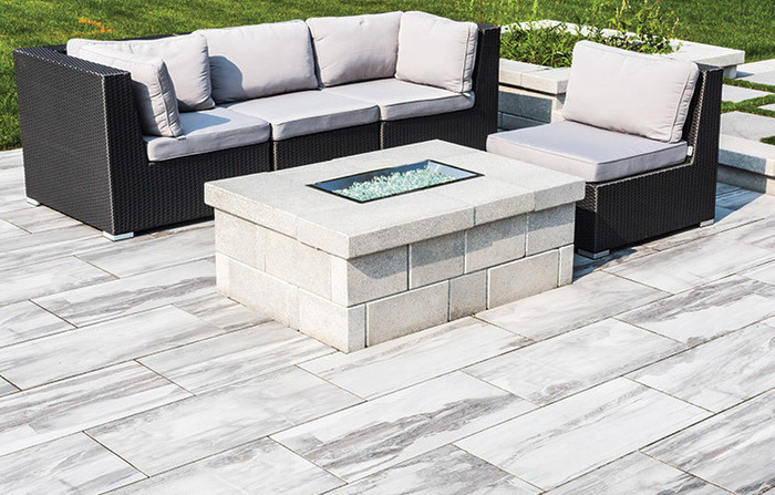 Porcelain Tiles - 2020 Backyard Trends