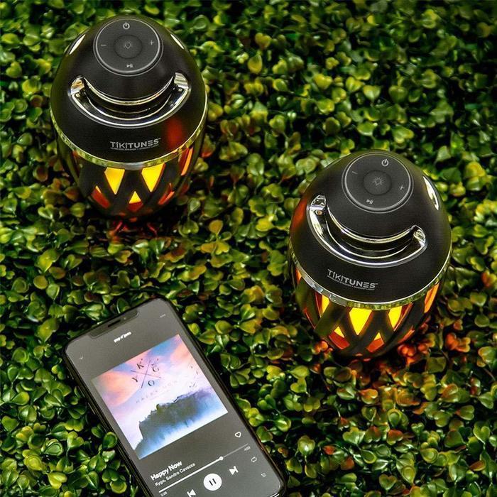 TikiTunes Outdoor Bluetooth Speaker Backyard Gift Idea
